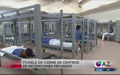 Continúa discusión de cierre de centros de detención privados