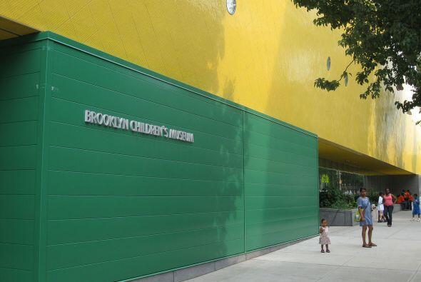 MUSEO DE LOS NI'OS DE BROOKLYN - Fundada en 1899 tiene la distinción de...