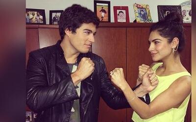 Bronca en la oficina entre Alejandra Espinoza y Danilo Carrera por las r...