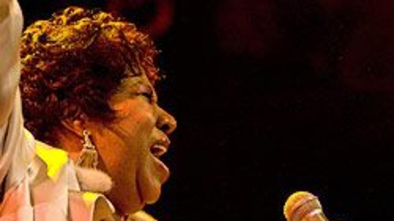 """La cantante de """"Respect"""" fue elegida por la revista Rolling Stone como l..."""
