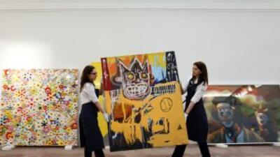 Las ventas de obras de arte alcanzaron un récord de $11,500 millones dur...