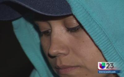 Huelga de hambre por la liberación de su esposo