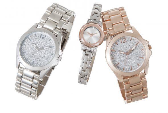 La colección Boyfriend Watches de Silver and Rose presenta modelo...