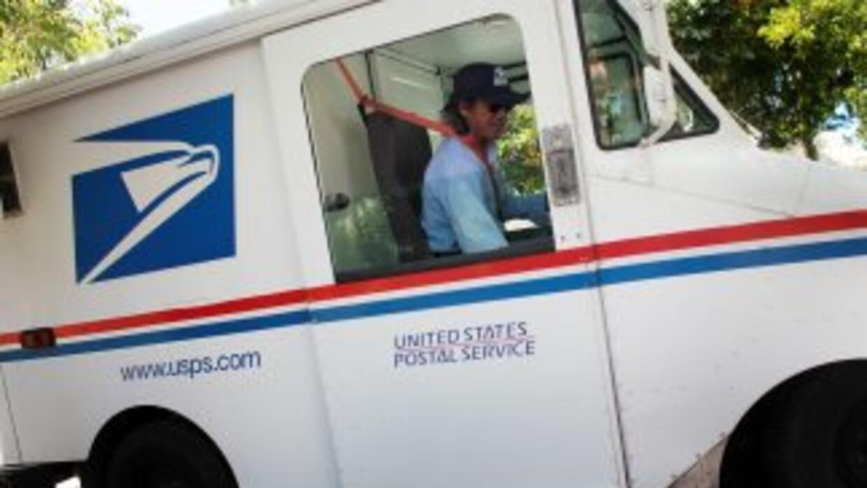 La portavoz del Servicio Postal, Sue Brennan, comentó que diariamente se...