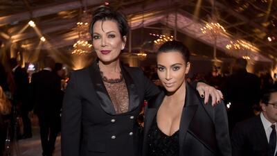 ¡Kris Jenner quiere lucir idéntica a Kim Kardashian!