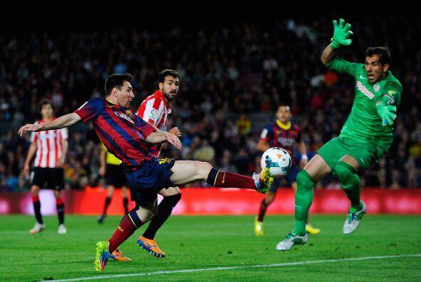 Los catalanes y los vascos brindaron un juego abierto y con múltiples ll...