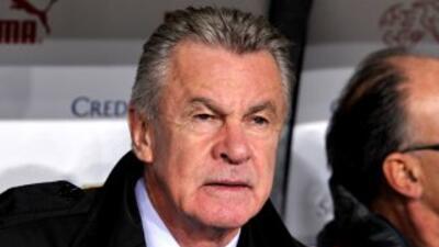 El entrenador alemán desea cerrar su ciclo con Suiza.