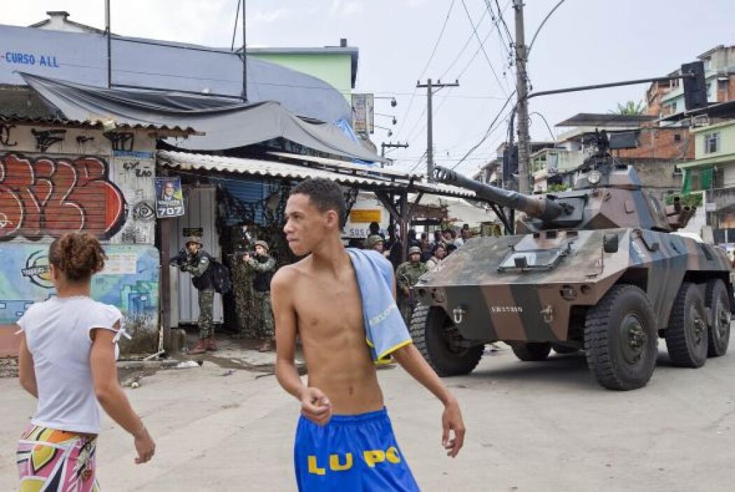 El ex secretario de Seguridad Pública de Brasil, Luiz Edoardo Soares, ha...