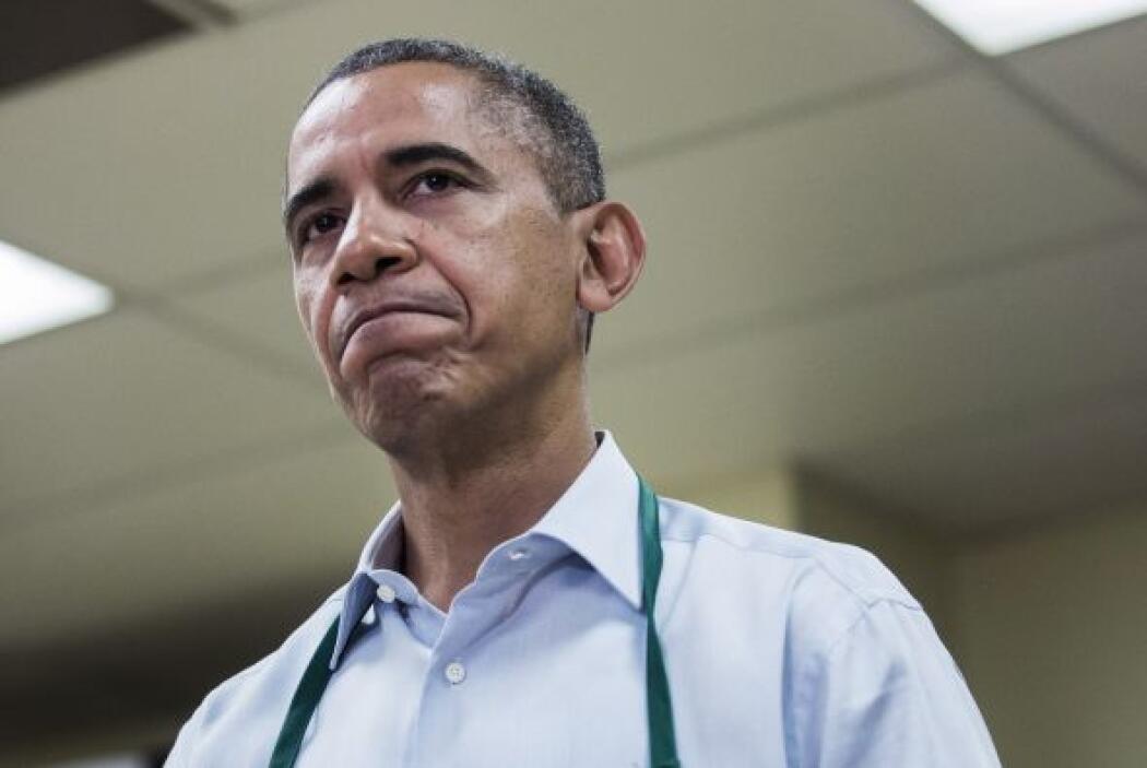 A 14 días del cierre de gobierno, Obama dijo que si esta semana no tiene...