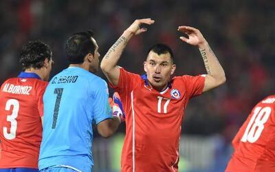 Calificamos el Chile vs. México