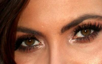 Mira lo que dicen los ojos de los famosos