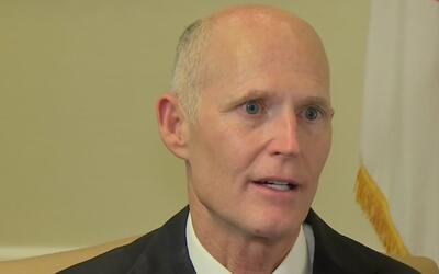 Entrevista exclusiva: Rick Scott habla sobre impuestos, Enterprise Flori...