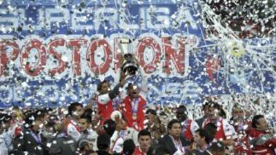Independiente Santa Fe se consagró campeón de la Superliga colombiana, a...