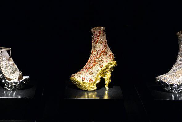 El encanto de los zapatos no podía faltar.