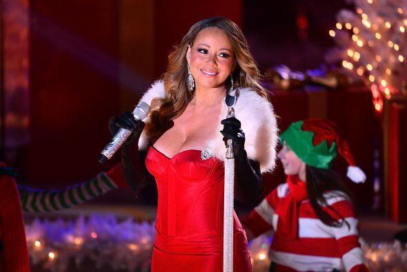 Carey también se está volviendo una tradición navid...