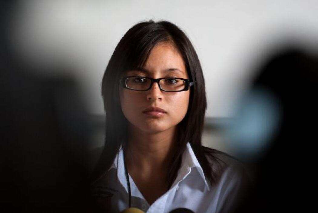 La joven Marisol Valles se convirtió en la mujer más valiente de México...