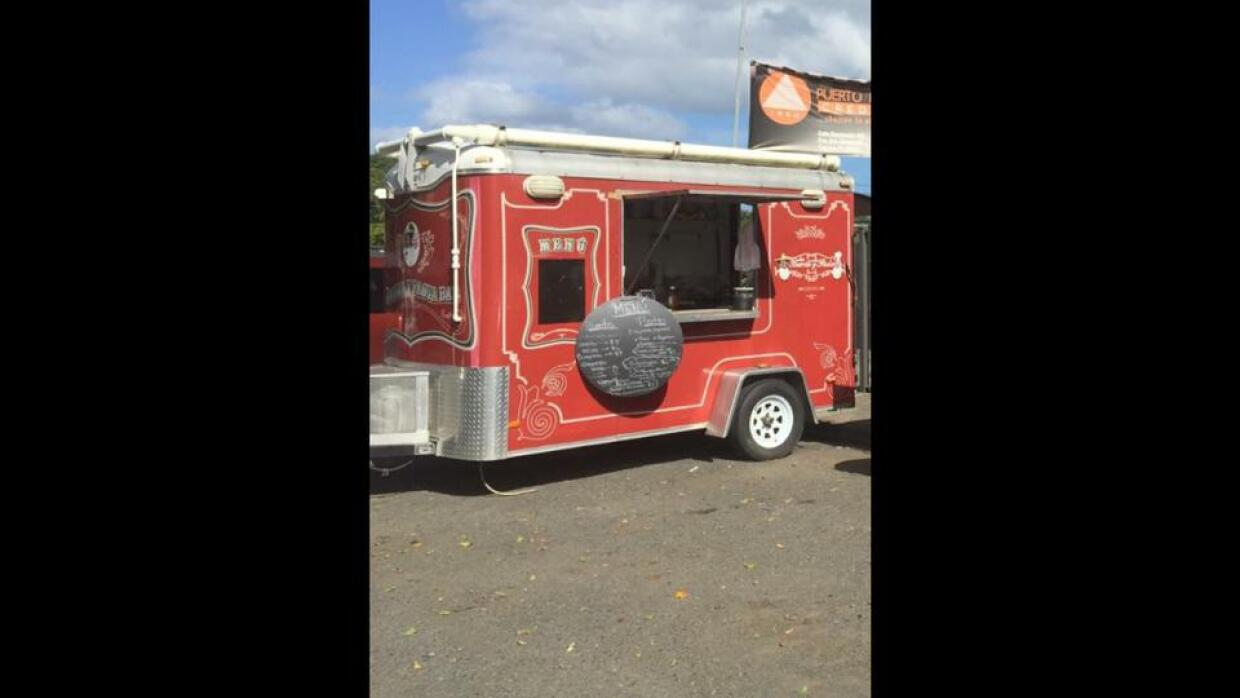 Roban food  truck Don Burrito y Sancho Pasta