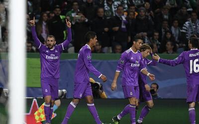 Sporting Lisboa vs. Real Madrid