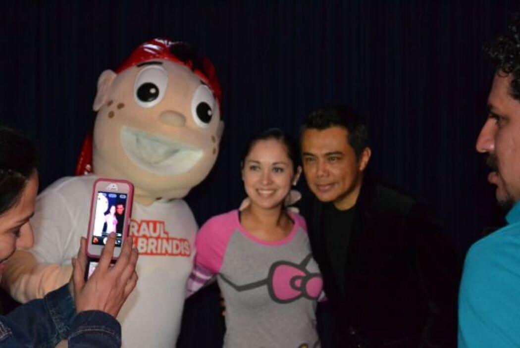El evento fue todo un éxito y como siempre Raúl deja una huella más de c...