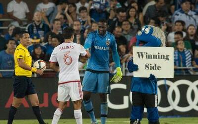 Jornada 26 de la MLS en imágenes