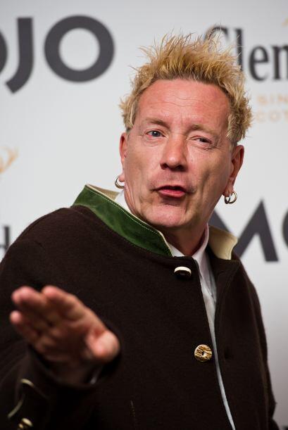 A finales de los 70 Johnny Lydon impuso su moda junto con los Sex Pistols.