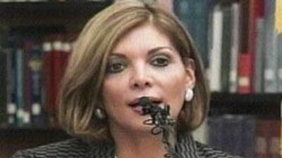 Hispana a Corte Suprema de Texas. Fue designada por gobernador Rick Perr...