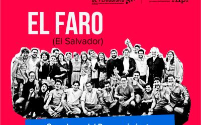 El Faro fue el primer medio exclusivamente digital latinoamericano.