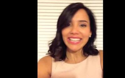 Michelle Carranza de Ecuador, participante Casting Virtual 2015
