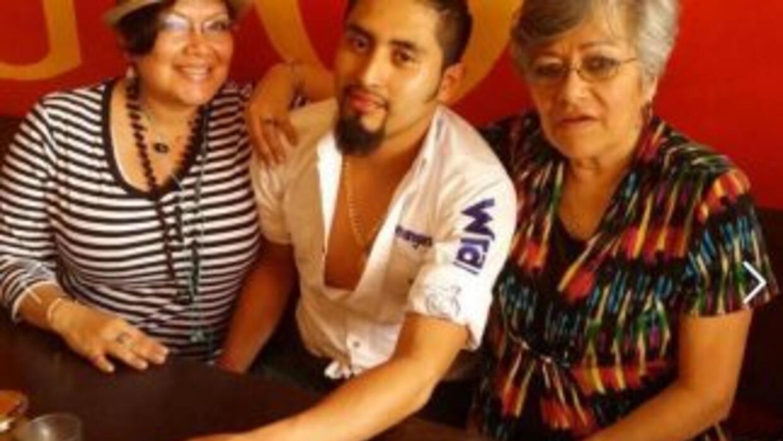 Félix Valenzuela, en una imagen de su FB.
