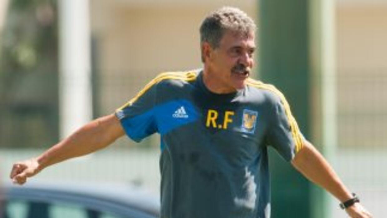 """El """"Tuca"""" ya tiene a su once inicial en la pretemporada de los Tigres de..."""