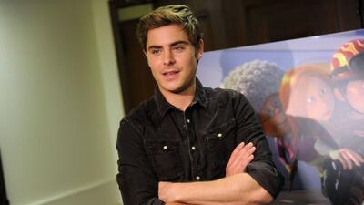 La semana pasada fue muy comentada una imagen del joven actor en la que...