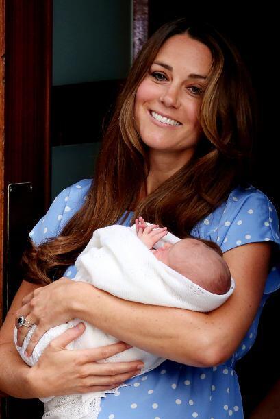 ¡Qué emoción! Era un bebé adorable.
