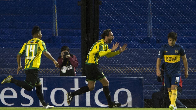 El partido se jugó a puerta cerrada por los incidentes en Copa Libertado...