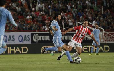 Andrea Pirlo, el futbolista de NYCFC más aplaudido por la afici&o...