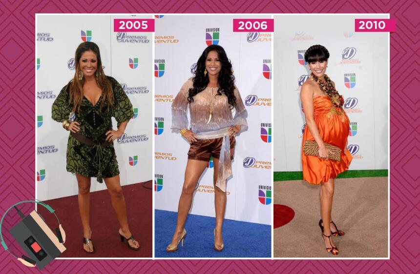 La evolución del talento de Univision en Premios Juventud