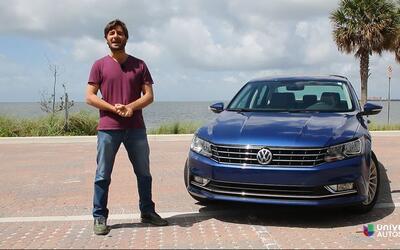 Conoce el Volkswagen Passat: el gran sedán familiar alemán
