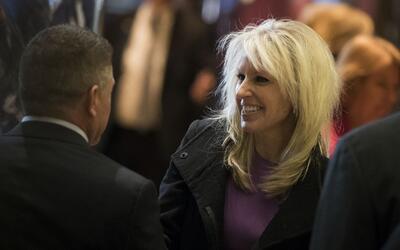Monica Crowley renuncia a ocupar puesto en la administración de Trump tr...