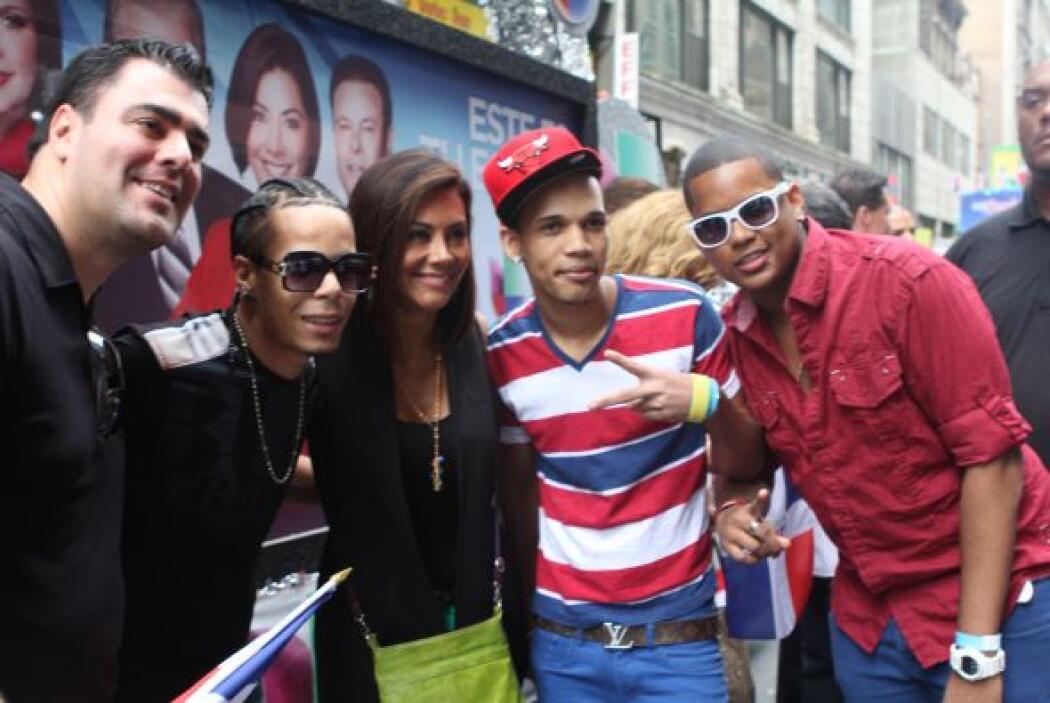 Noticias 41 en el colorido desfile dominicano de NY