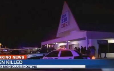 Al menos dos personas murieron en el tiroteo