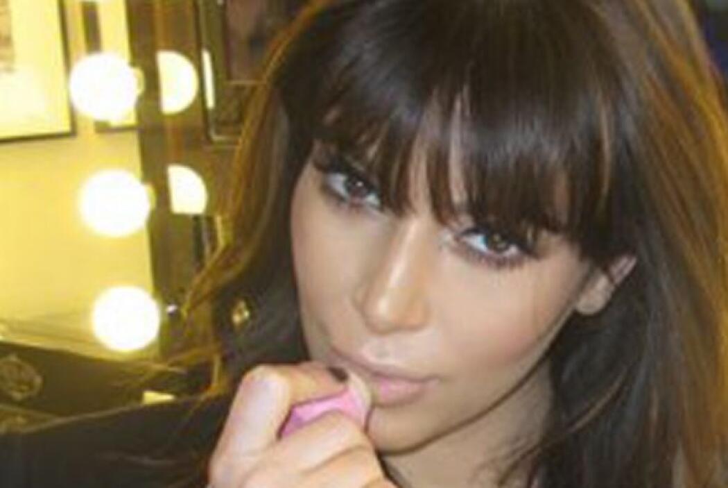 Kim Kardashian está cada día más hinchada, sin embargo muestra que nunca...