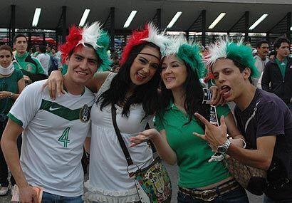 Pero a pesar del mal momento de México en la eliminatoria, los af...