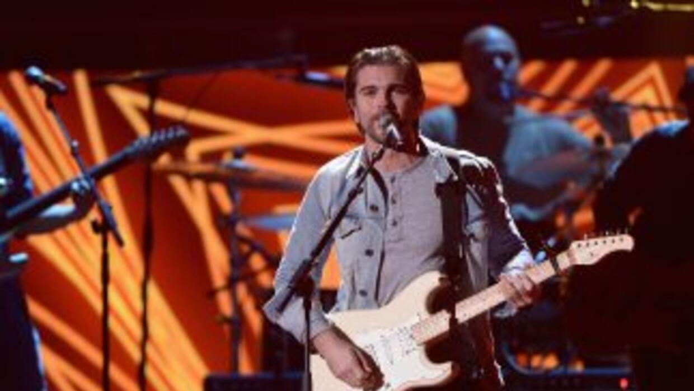 Juanes se prepara para arrancar su gira de conciertos en julio de 2015.