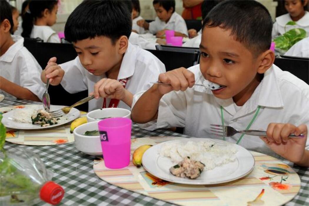 Los adultos sin número de Seguro Social que soliciten almuerzo o desayun...