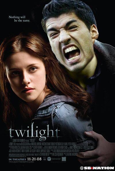 "Pudo haber sido el estelar de ""Twilight"". ¡Atrás,..."