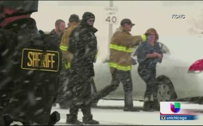 Tiroteo termina con muertos en Colorado