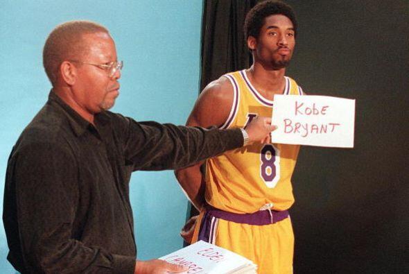 Procedente del instituto Lower Merion de Filadelfia, Bryant fue seleccio...