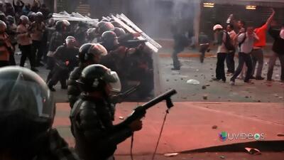 Venezuela vive una semana de marchas y violencia