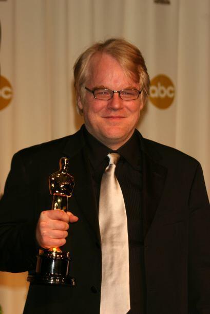 Hoffman ha sido recordado por sus amigos actores como un histrión...
