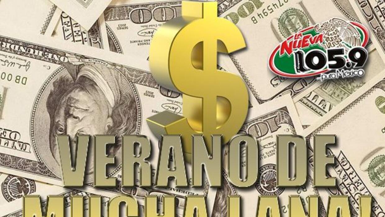 LA NUEVA 105.9 FM se pone generosa y regala LANA!, MUCHA LANA!, ponte at...