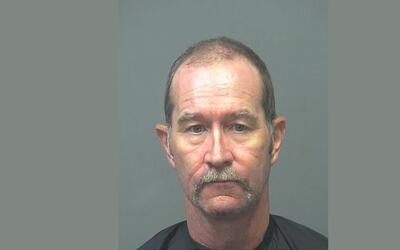 Keith Allen White, de 50 años de edad, recibió cargos de a...